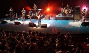 Brinda Paté de Fuá emotivo concierto en el teatro Esperanza Iris