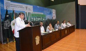 Realizan en la UJAT el VI Congreso Internacional de Agronomía Tropical