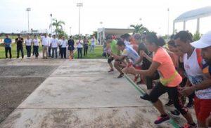 Refrenda SPIUJAT unidad sindical con actividades deportivas