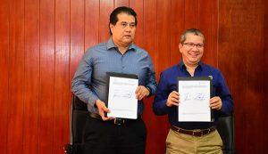 Suman esfuerzos Setab y CEDH en favor del respeto a los derechos humanos en Tabasco