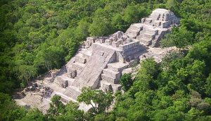 Dará INAH mantenimiento a zona arqueológica de Calakmul