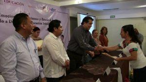 Concluye capacitación a docentes de educación indígena en Tabasco