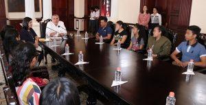 Pongan en alto a México y a Tabasco: Adán Augusto