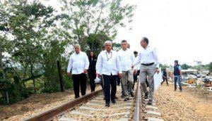 Realizarán consulta sobre el Tren Maya el próximo mes, anuncia AMLO