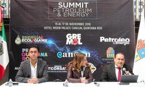 La Cumbre más importante del sector energético, es Summit Petroleum & Energy Cancún