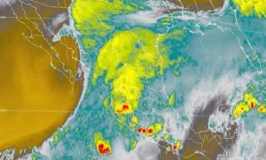 Se pronostican lluvias intensas en el norte y el occidente de Jalisco, el sur de Veracruz, Tabasco y el norte de Chiapas