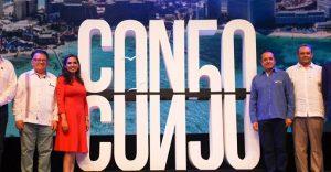 Presentan Logo del 50 Aniversario de Cancún