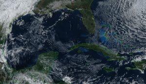 Para el fin de semana se pronostican condiciones estables y bajo potencial de lluvias en la Península de Yucatán