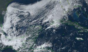 Se pronostican un descenso en las temperaturas para el lunes por masa de aire frío para la península de Yucatán