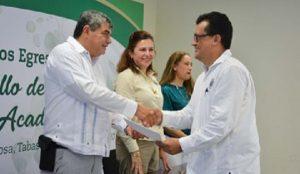 Concluye el Diplomado de Competencias para la Tutoría Académica en la UJAT