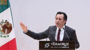 Fue un año complicado para Veracruz, pero sin corrupción, ni moches: Cuitláhuac García