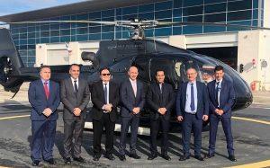 El Gobernador Mauricio Vila Dosal continúa promocionando a Yucatán ante inversionistas