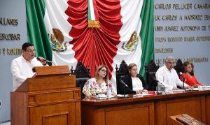 Presupuesto estatal prioriza el desarrollo social de Tabasco: Said Mena