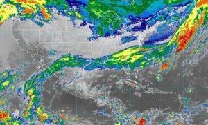 Lluvias intensas se prevén en Puebla, Veracruz, Oaxaca, Tabasco y Chiapas