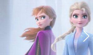 Debuta «Frozen 2» en el liderato de la taquilla mexicana
