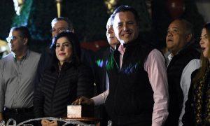 Gobernador de Veracruz asistirá este domingo al informe de López Obrador