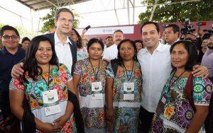 Inicia en Yucatán el programa «La Escuela es Nuestra»