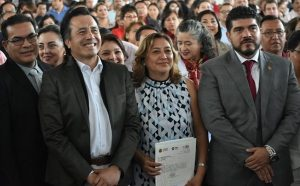 Secretaria de Gobernación, Olga Sánchez vendrá al primer informe del Gobernador de Veracruz