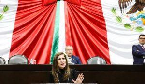 Soraya Pérez Munguía, avala nuevo mecanismo de participación ciudadana