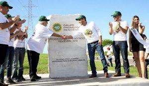 El Gobernador Mauricio Vila Dosal continúa promoviendo un Yucatán verde