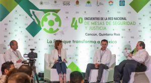 Yucatán, ejemplo nacional en seguridad e impartición de justicia