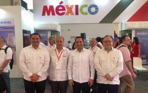 Yucatán fortalece lazos comerciales y de negocios con Cuba