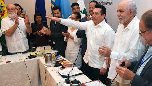 Alejandro Moreno Cárdenas, nuevo dirigente de la COPPPAL