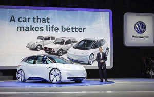 Volkswagen, anunció que invertirá 60.000 millones de euros en el automóvil del futuro de aquí a 2024