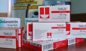Garantizan abasto de medicamentos Oncológicos