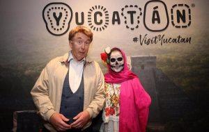 Un éxito, la presentación de Yucatán en WTM