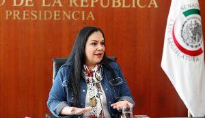 Presidencia del Senado avala elección de Rosario Piedra para CNDH: Mónica Fernández Balboa