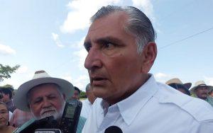 Pago de reemplacamiento en Tabasco, será el más barato a nivel nacional: Adán Augusto