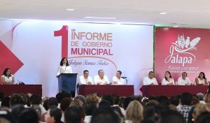 Refrenda Gobierno del Estado, trabajo coordinado con el Ayuntamiento de Jalapa