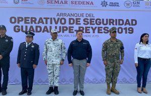 Arranca Gobierno de Veracruz el operativo «Guadalupe-Reyes» con 7 mil elementos