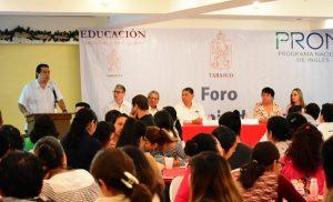 Capacitan en Tabasco a maestros de inglés sobre uso de plataformas digitales