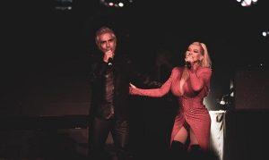Christina Aguilera se presentó en la Ciudad de México