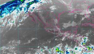 Se mantiene el pronóstico de lluvias fuertes para Baja California, Veracruz, Oaxaca y Chiapas