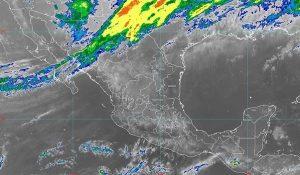 Se prevén nevadas o aguanieve, lluvias y rachas de viento fuertes en Sonora y Chihuahua
