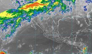 Se prevén lluvias y vientos fuertes en el noroeste de México y aguanieve en sierras de Baja California y Sonora