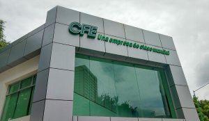 Detectan sitio web falso de la CFE