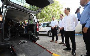 El Gobernador Mauricio Vila Dosal anuncia más presupuesto para apoyar a las personas con discapacidad