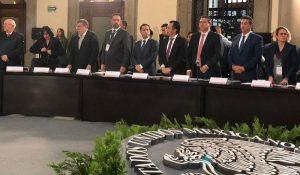 El Gobernador Mauricio Vila Dosal se suma al fortalecimiento de la seguridad en el país