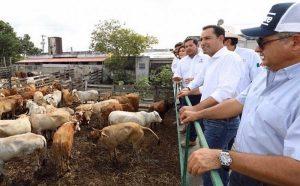 El Gobernador Mauricio Vila Dosal impulsa oportunidades para el campo yucateco