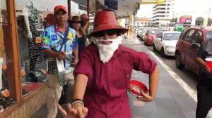 El viejo, una tradición de Veracruz que se está perdiendo