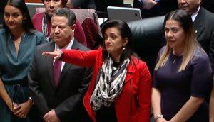 Eligen a Margarita Ríos-Farjat como ministra de la SCJN
