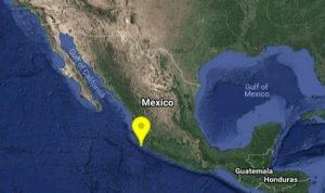 En diciembre se han registrado 18 sismos en Colima
