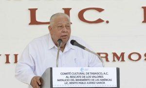 Fallece Fernando Ramos Sánchez, líder del Comité Cívico Cultural de Tabasco