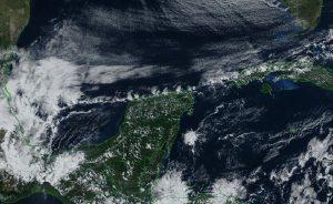 Masa de aire del Frente Frío 19 con descenso en las temperaturas mínimas en la Península de Yucatán