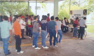 La 30/a Zona Militar entregará cartilla liberada del S.M.N. Clase 2000 y remisos en Tabasco y Chiapas