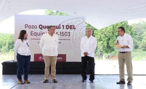Descubre PEMEX yacimiento gigante de petróleo en Tabasco